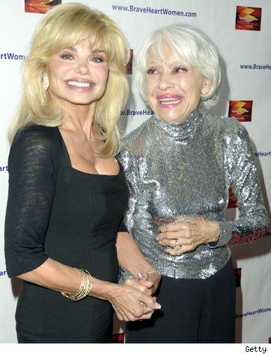 Loni and Carol