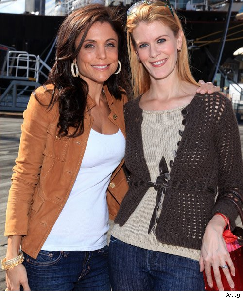 Bethenny Frankel and Alex McCord