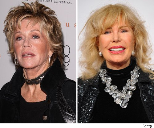 Loretta Swit Bikini Jane Fonda And Loretta Swit