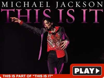 Michael Jackson -- This Is It
