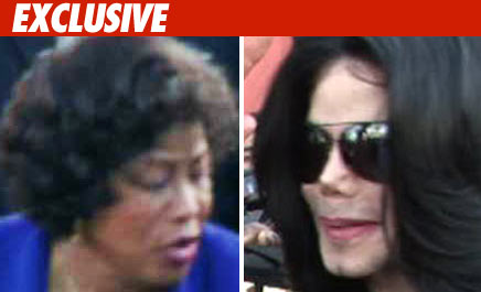 Katherine Jackson Michael Jackson