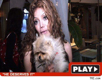 La Toya Jackson: Click to watch