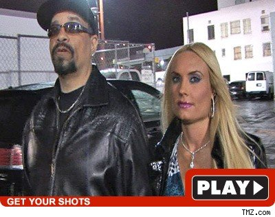 Ice T & Coco: Click to watch