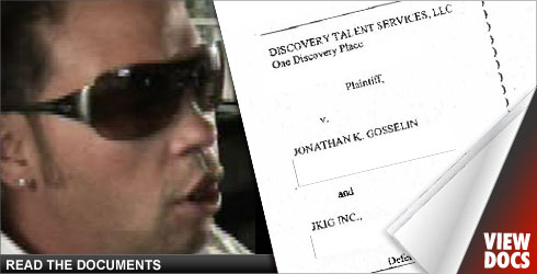 Jon Gosselin -- Launch docs