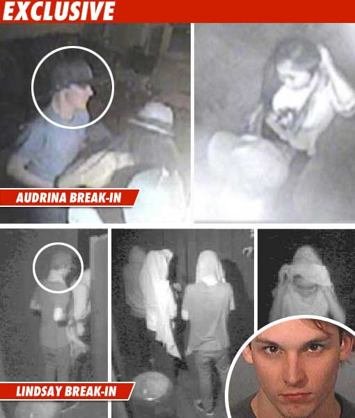 Lindsay/Audrina Burglary Suspect Charged