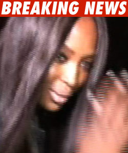 Naomi Campbell Sued Over Body Odor