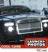 Celebrity Cool cars