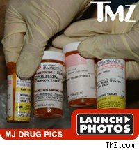 michael jackson drug pictures