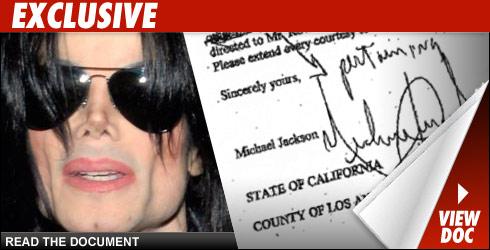 Michael Jackson/Leonard Rowe