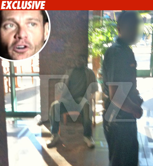Ryan Seacrest Alleged Stalker Arrested
