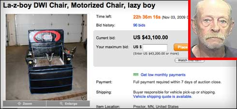 La-Z-Boy-Mobile -- $43,000 Diamond in the Rough