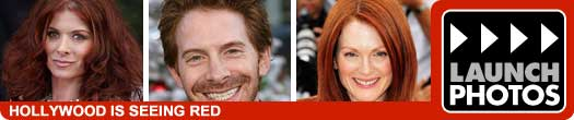 Hollywood Red Heads