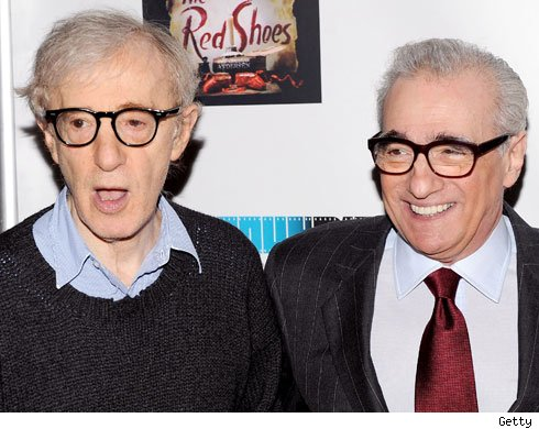 Woody and Martin
