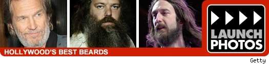 Hollywood Beards