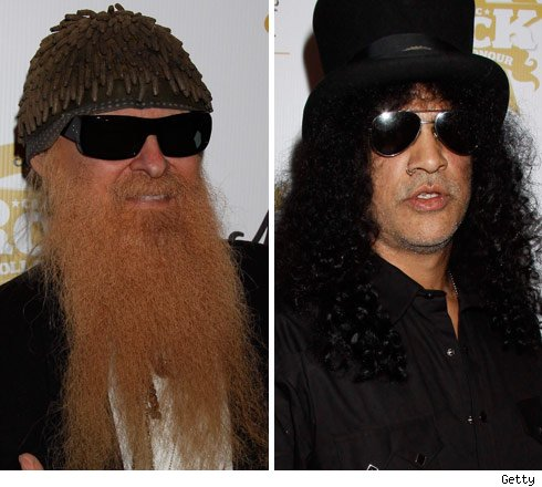 ZZ Top and Slash