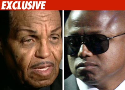 Joe Jackson Allegedly Behind Death Threats