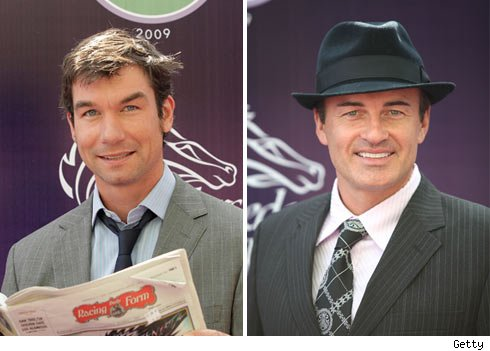 Jerry O'Connell, Julian McMahon