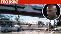 Lamar Odom -- Another Woman Tries Cashing In