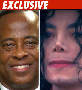 Dr. Murray and Michael Jackson