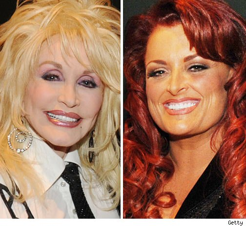Dolly and Wynonna