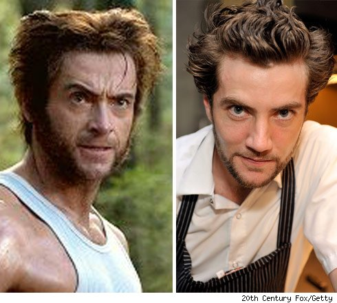 Wolverine and Top Chef