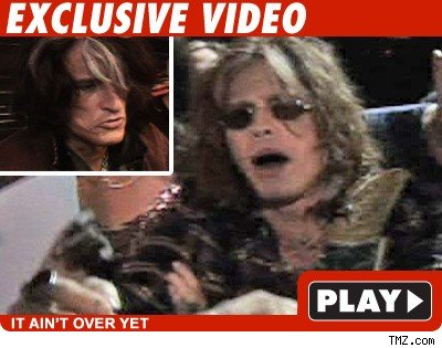 Steven Tyler &amp; Joe Perry: Click to watch