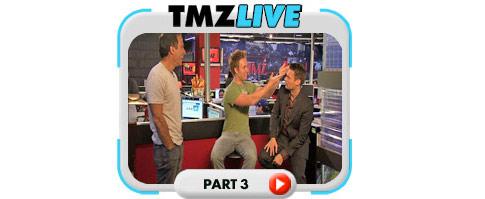 TMZ Live Part 3