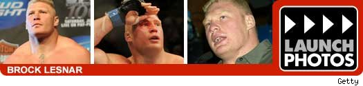 More Brock Lesnar
