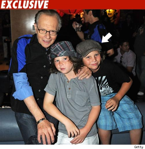 Larry King's Son