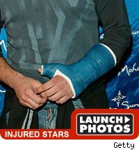 injured stars