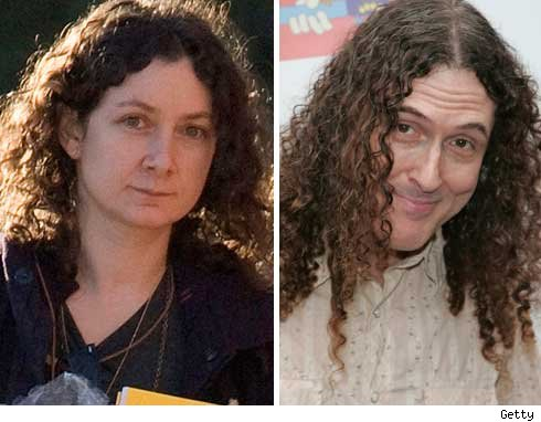 Sarah Gilbert and Weird Al