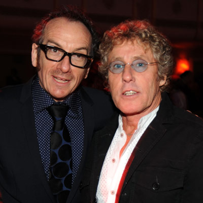 Elvis Costello, Roger Daltry