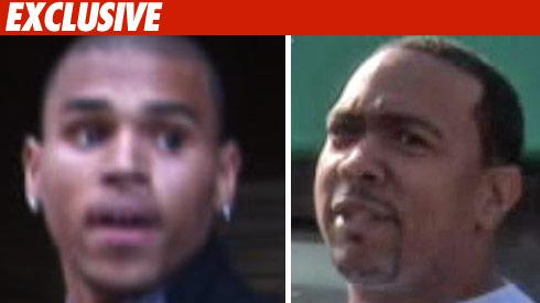 Timbaland Axes Chris Brown