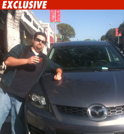 TMZ Muffin Man -- No Maria Shriver