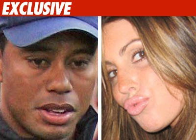 Tiger Woods, Rachel Uchitel