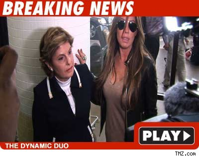 Rachel Uchitel, Gloria Allred
