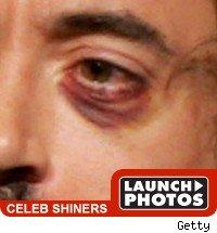 Celeb shiners