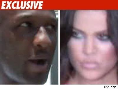 Lamar & Khloe --
