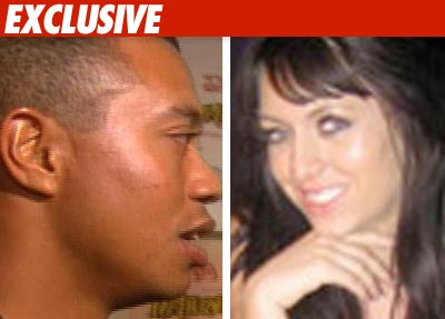 Alleged Mistress #3 -- Tiger Who?!