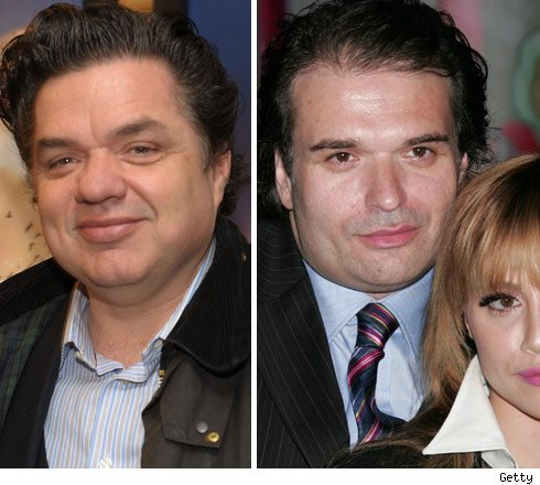 Oliver Platt and Brittany Murphy's Husband