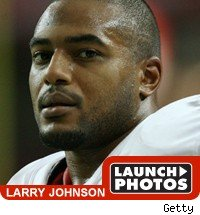 larry johnson gay slur