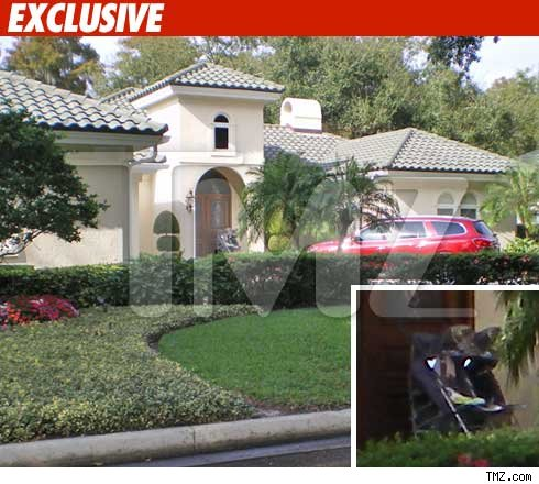 tiger woods new home pictures. Tiger Woods -- Strollin#39;?