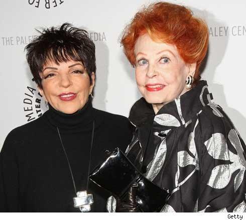 Liza and Arlene