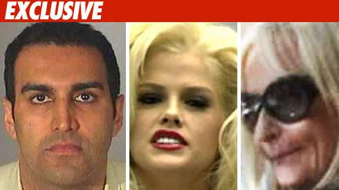 Med Board Wants Anna Nicole Drs Suspended