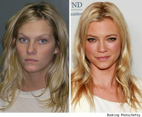 Allison Cross and Amy Smart