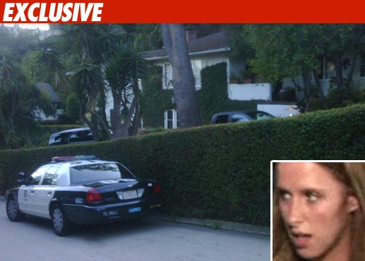 Nicky Hilton -- Latest Burglary Victim