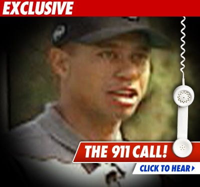 Tiger Woods' Mother-In-Law -- The 911 Call