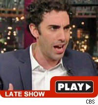 Sacha Baron Cohen: Click to watch