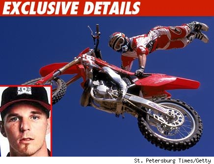 Motocross Pioneer Is Dead,