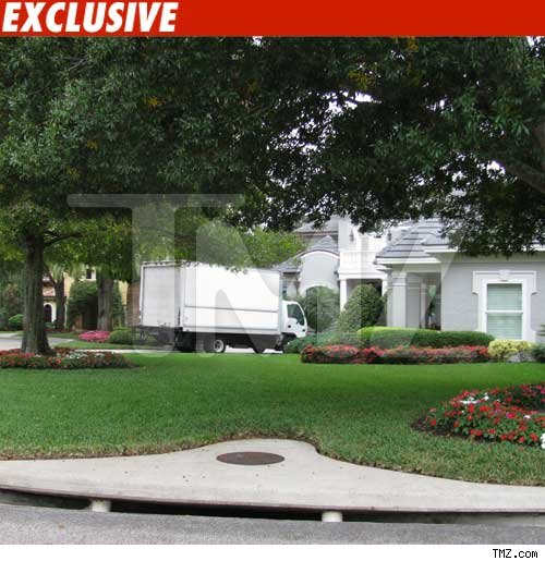 tiger woods home. up to Tiger Woods#39; home an